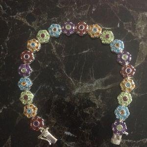 Jewelry - Multi gem stone bracelet